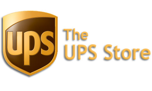 Image result for ups store troy al logo""