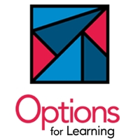 Options for Learning Logo
