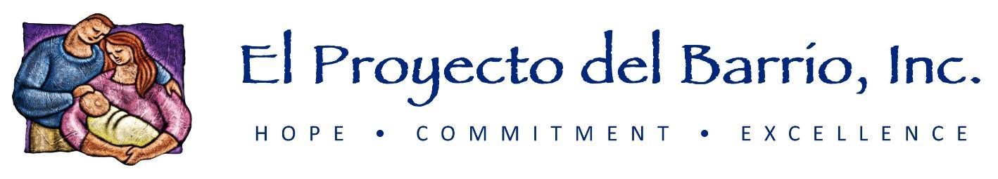 El Proyecto Del Barrio Logo