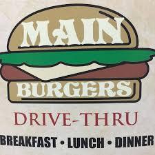 Main Burgers Logo