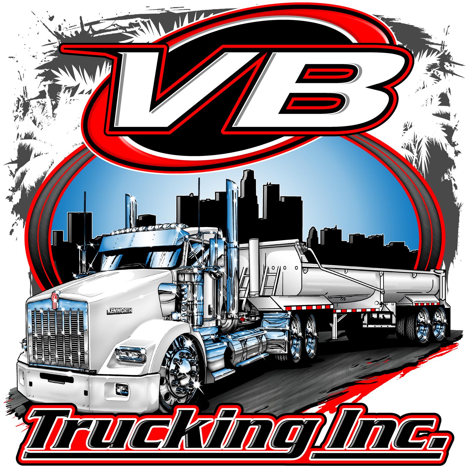VB Trucking Logo