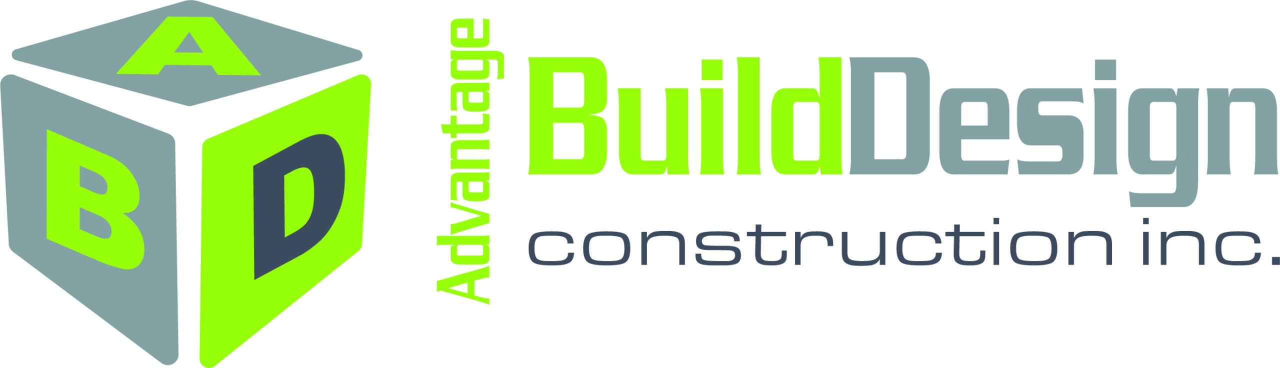 Advantage Build and Design Logo